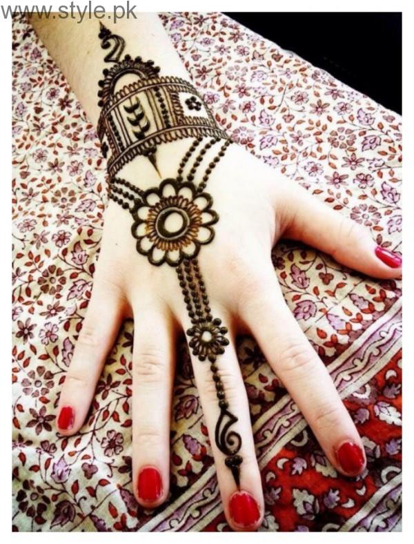 Latest Mehndi Designs for Eid-ul-Azha 2016 (2)