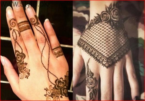 Latest Mehndi Designs for Eid-ul-Azha 2016 (25)
