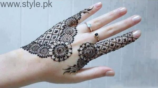 Latest Mehndi Designs for Eid-ul-Azha 2016 (26)