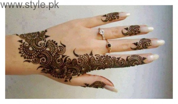 Latest Mehndi Designs for Eid-ul-Azha 2016 (3)
