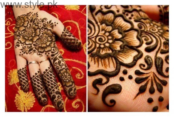 Latest Mehndi Designs for Eid-ul-Azha 2016 (5)
