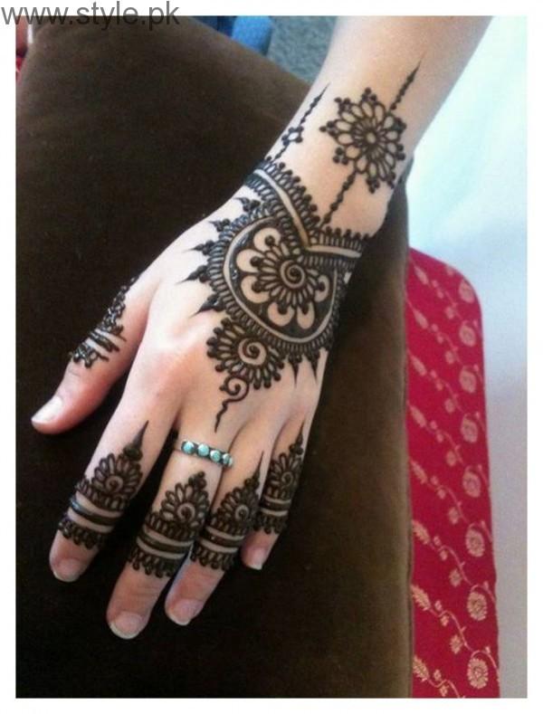 Latest Mehndi Designs for Eid-ul-Azha 2016 (6)