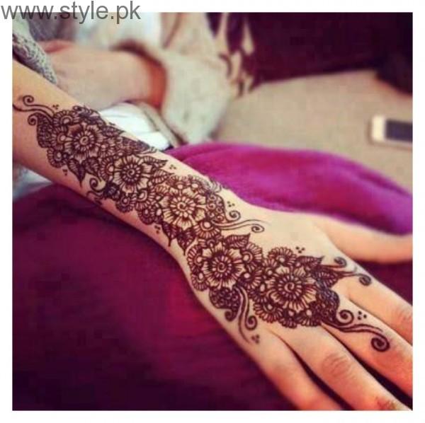 Latest Mehndi Designs for Eid-ul-Azha 2016 (8)