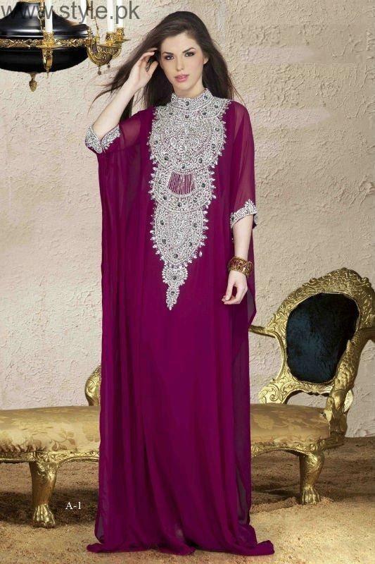 Арабские платья для женщин