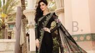Maria B Mbroidered Eid Ul Azha Dresses 2016 For Women0010