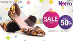 Metro Eid Ul Azha Shoes And Bags 2016 For Women0012