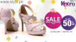 Metro Eid Ul Azha Shoes And Bags 2016 For Women004