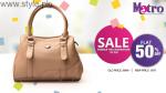 Metro Eid Ul Azha Shoes And Bags 2016 For Women007