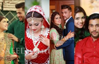 See Mohammad Amir's Complete Wedding Pictures