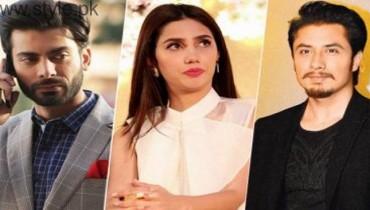 Pakistani celebrities against India