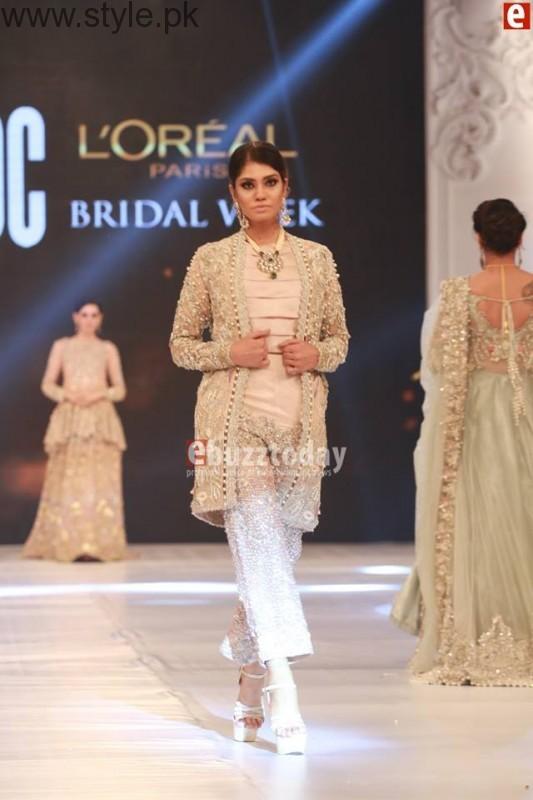 SairaShakira at PFDC L'Oreal Paris Bridal Week 2016 Day 1 (7)
