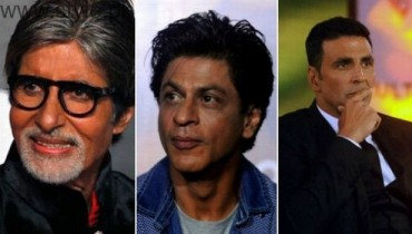 bollywood celebrities supporting India against Pakistan