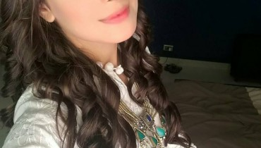 Ayeza Khan's totally different look
