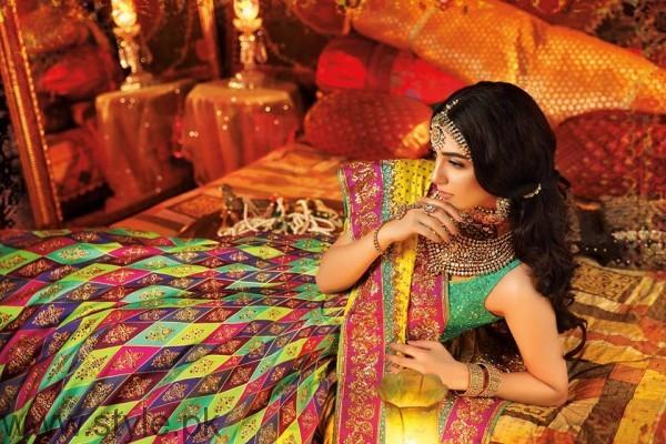 Beautiful Maya Ali Bridal Dresses Photos