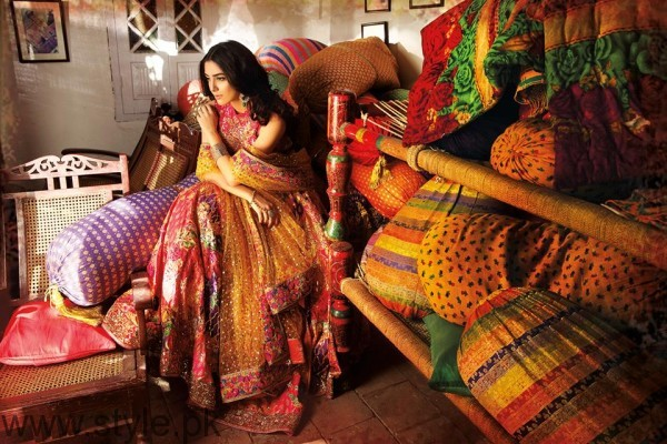 Beautiful Maya Ali Bridal Photoshoot