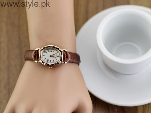 Latest Watches for Women 2016 (14)