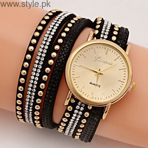 Latest Watches for Women 2016 (20)