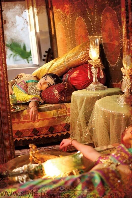 Maya Ali Bridal Pictures