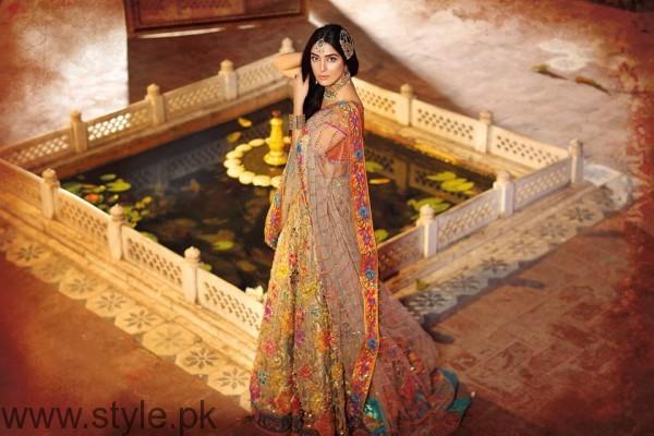 Maya Ali Photoshoot for Nomi Ansari