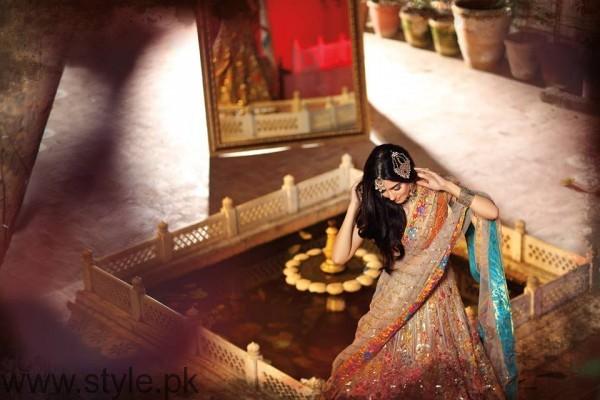 Maya Ali Wearning Jewellery by Deeya Jewellers UK