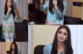 Maya Ali at Shuakat Khanum Breast Cancer Awareness Campaign (2)