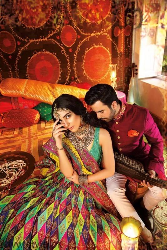 Maya Ali in Deeya Jewellers UK for Nomi Ansari
