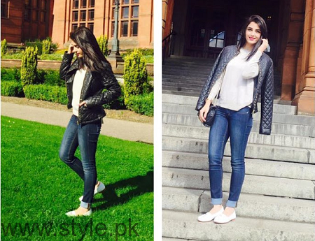 See Maya Ali's pictures from Scotland Tour