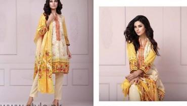 Orient Textiles Sawan Dresses 2016 For Women005