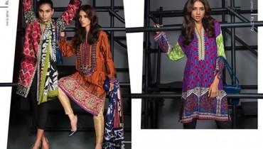 Sana Safinaz Ready To Wear Fall Dresses 2016 For Women004