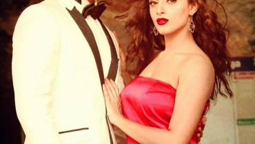 See Sanam Chaudhry's hot look for 100 Crore