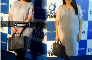 See Sanam Jung at a Recent Event