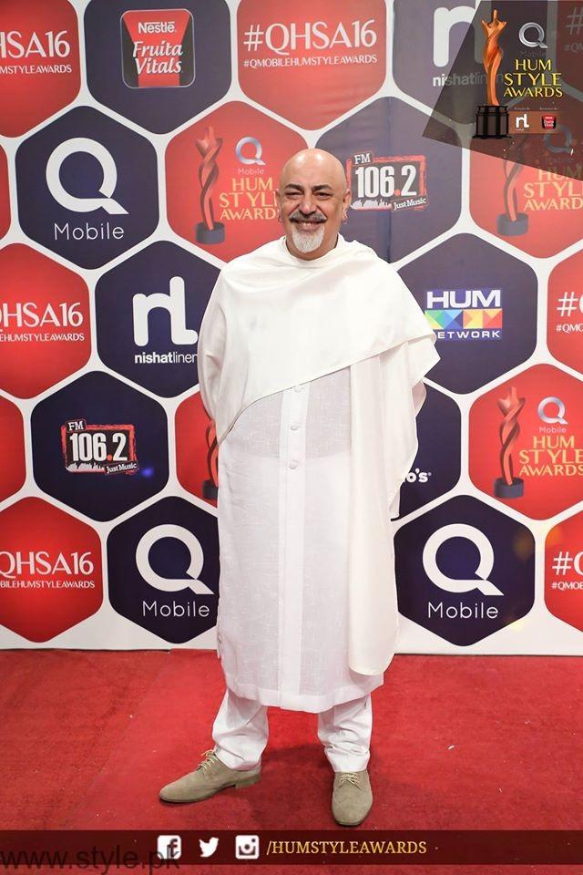 Tariq HUM TV Style Awards