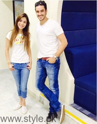 See White Sneakers Trend in Pakistani Celebrities