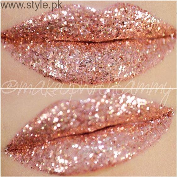 glitter lipstick1