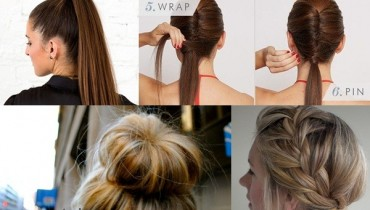 See 7 Best Hairstyles for Office Look