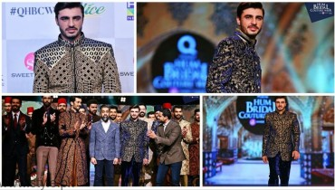 Arshad Khan Bridal Couture Week