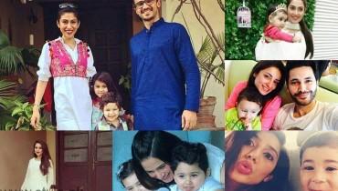Best Pakistani Celebrity Moms Featured