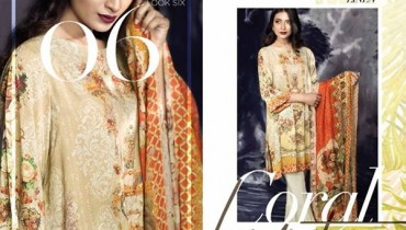 Cross Stitch Winter Dresses 2016-2017 Vol II For Women009