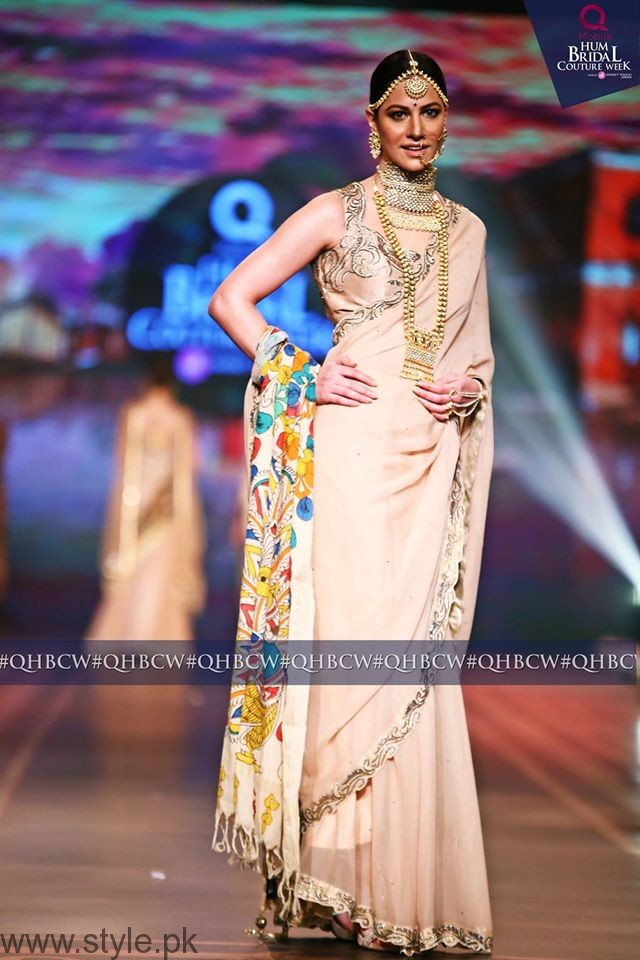 Cybil Chaudhry - Bridal Couture Week 2016 Day 2