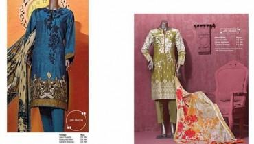 Junaid Jamshed Winter Dresses 2016-2017 For Women003