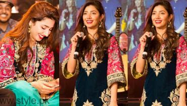 Mahira Khan Beautiful Shalwar Kurta 01
