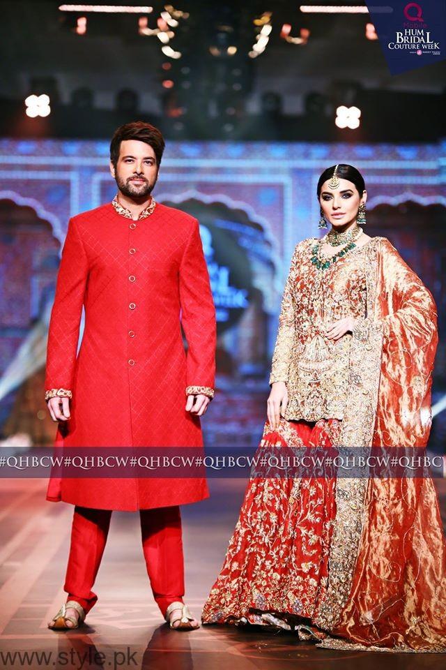 Mikaal Zulfikar - Bridal Couture Week 2016 Day 2