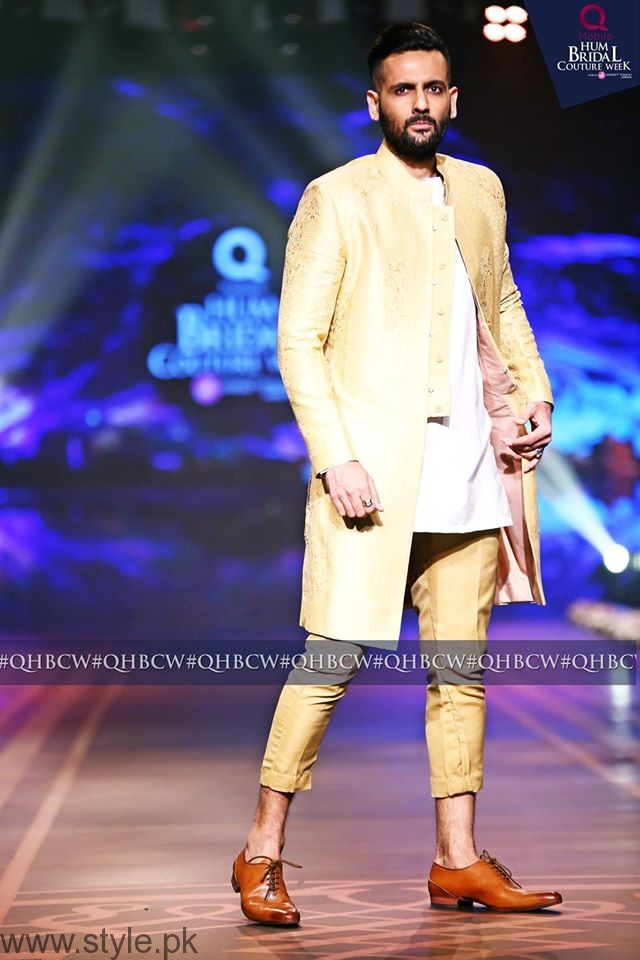 Mohib Mirza - Bridal Couture Week 2016 Day 2