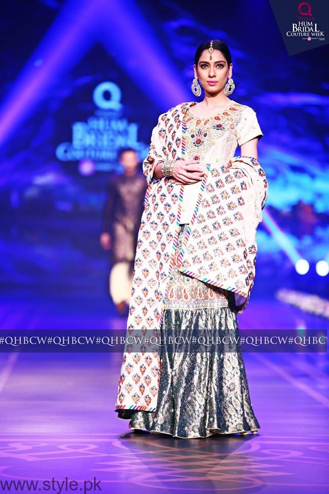 Nooray Bhatti - Bridal Couture Week 2016 Day 2