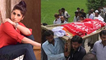 Qandeel Baloch Grave