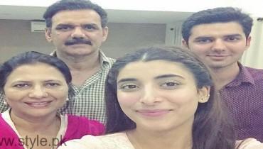 Urwa Hocane With ISPR Asim Bajwa