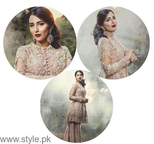 Ushna Shah Bridal