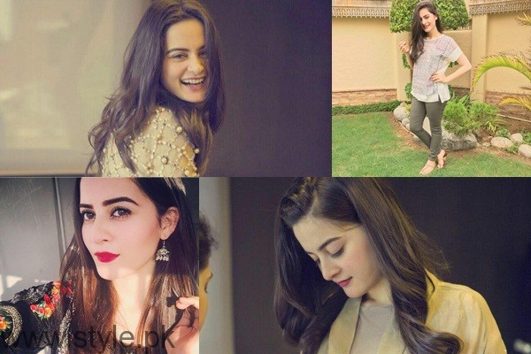 See Aiman Khan's Profile, Pictures and Dramas