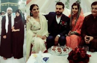 Anum Fayaz Husband