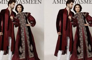 Ayeza Khan Danish Taimoor Amina Yasmeen Photoshoot